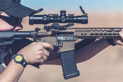 Range Of Ar-15 Rifle