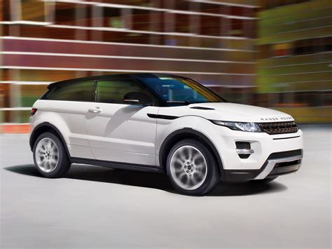 Range Rover Evoque Pictures 2010 HD Wallpapers Download free images and photos [musssic.tk]