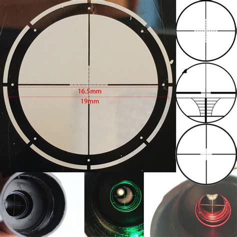 Rangefinder Reticle