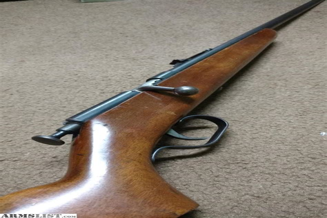 Ranger 22 Rifle Single Shot