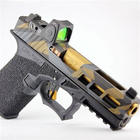 Ranger Proof Glock Trigger Shoe And Sig P320 Vs Glock 19 Trigger