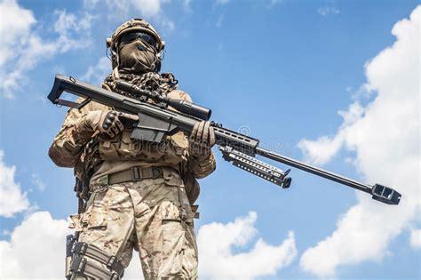 Rangers Sniper Rifle