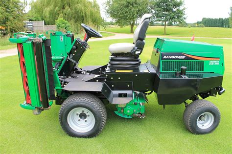 Ransomes Highway 2130 Parts
