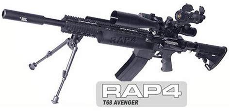 Rap4 T68 Airsoft Sniper Rifle