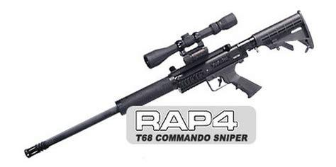 Rap4 T68 Paintball Sniper Rifle