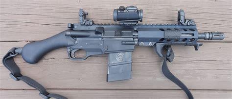 Raptor Pistol Grip Ar 15