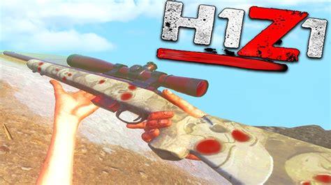 Rasta Sniper Rifle H1z1
