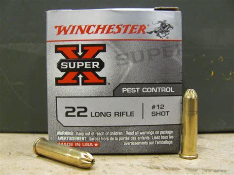 Rat Shot 22 Ammo