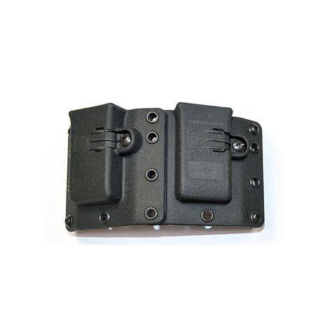 Raven Concealment Systems Copia Double Magazine Carrier Copia Dmc Standard Profile Wolf Gray
