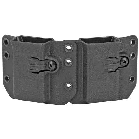 Raven Concealment Systems Copia Single Magazine Carrier Copia Single Pistol Mag Carrier 940 Black Standard