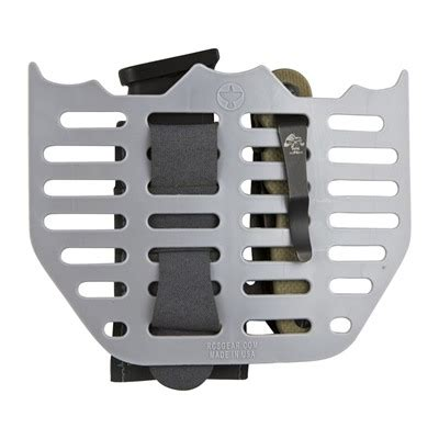 Raven Concealment Systems Copia Single Magazine Carrier Copia Smc Short Profile Wolf Gray