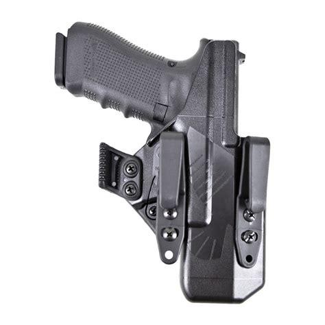 Raven Concealment Systems Eidolon Holsters Agency Kit For Glock G17 Eidolon Agency Kit Short Ishield Black