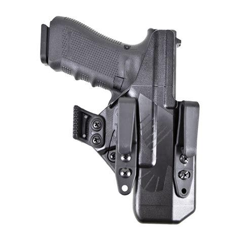 Raven Concealment Systems Eidolon Holsters Agency Kit For Glock G19 Eidolon Agency Kit Short Shield Black