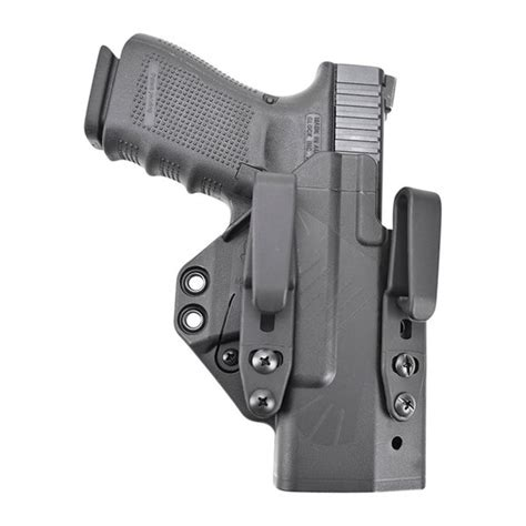 Raven Concealment Systems Eidolon Holsters Full Kit For Glock G19 Eidolon Full Kit Holster Left Hand 175 Overhooks Blk