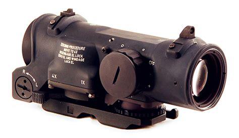 Raytheon Dual Role Weapon Sights