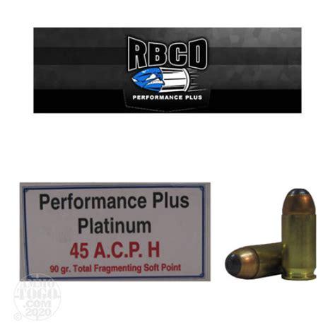 Rbcd 45 Acp Ammo For Sale