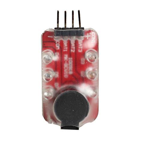 Rc Receiver Low Voltage Alarm