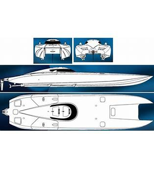 Rc Speed Boat Hull Plans