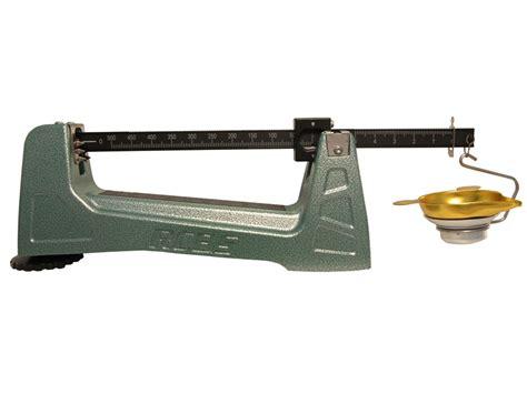 Rcbs Balance Beam Powder Scale