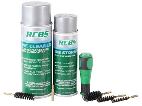 Rcbs Die Maintenance Kit Midwayusa Com