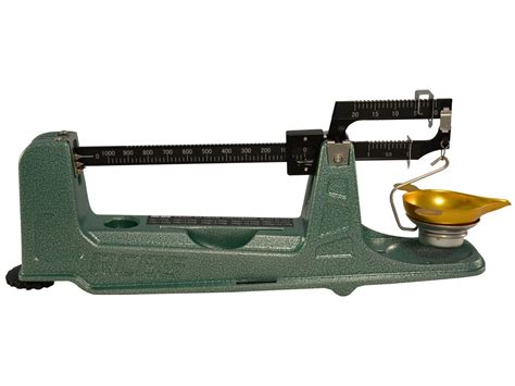 Rcbs M1000 Mechanical Powder Scale Midwayusa