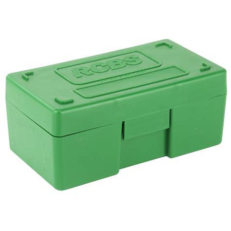 Rcbs Medium Pistol Ammo Box