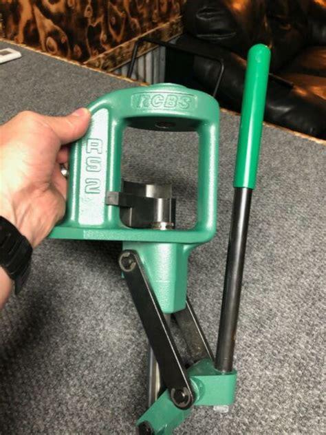 Rcbs Reloader Special Press EBay