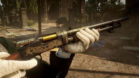 Rdr Online Best Shotgun