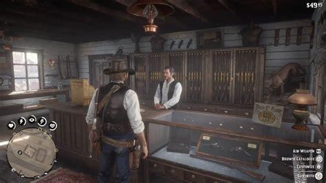 Rdr2 Best Gunsmith