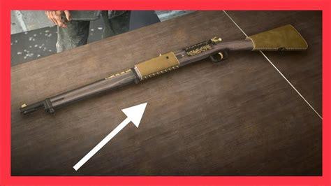 Rdr2 Bolt Action Rifle Customization