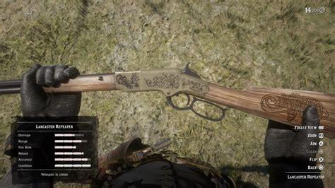 Rdr2 Double Barrel Shotgun Vs Carbine Repeater