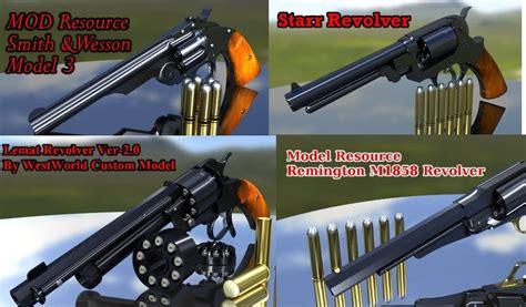 Rdr2 Free Weapons At Gunsmith