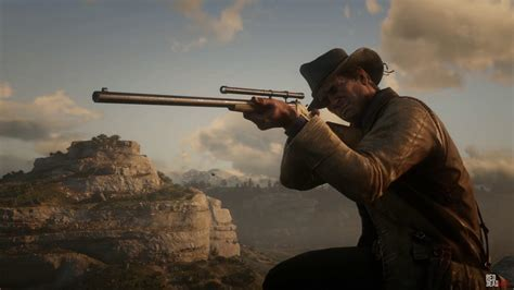 Rdr2 Valentine Sniper Rifle