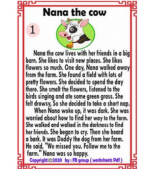 Read Stories For Kids Online