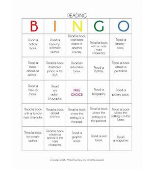 Reading Book Game