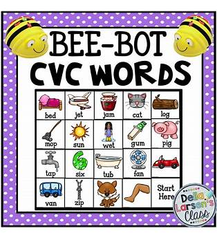 Reading Cvc Words