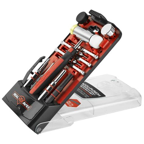 Real Avid Accupunch Hammer Roll Pin Punch Set