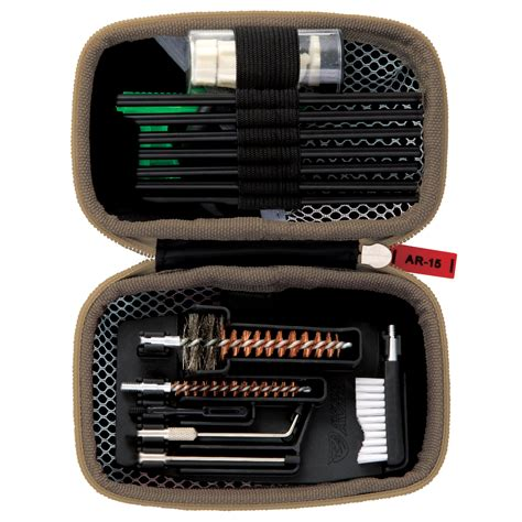 Real Avid Shooters Pack Gun Cleaning Kit