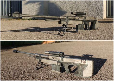 Real Halo Sniper Rifle