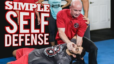 Real Life Self Defense Mike Gillette