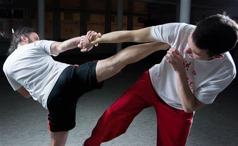 Real Martial Arts In Self Defense