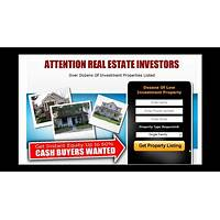 What is the best real estate squeeze page?