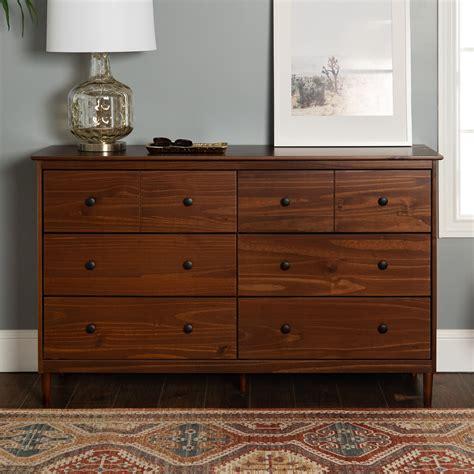 Real wood dresser Image