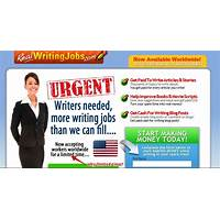 Real writing jobs online tutorial