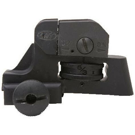 Rear Sights - Shooters Connection