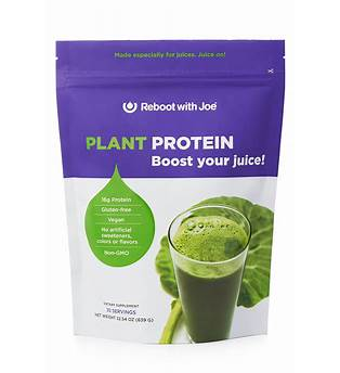 Reboot With Joe Protein Powder