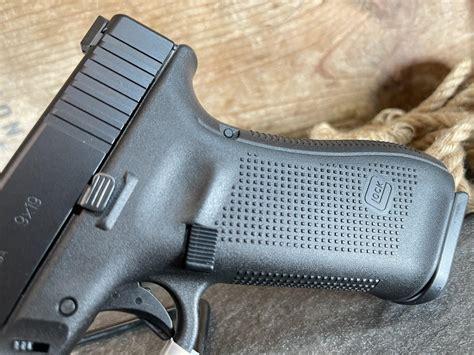 Rebuilt Glock 17