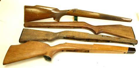 Reclaimed Wood Rifle Stock