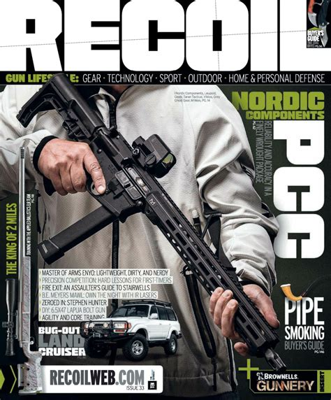 Recoil Issue 33 2017 By Vadim Koval Issuu