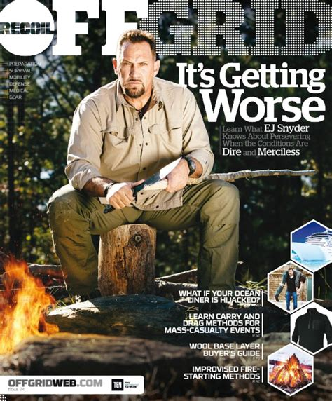 Recoil Presents Offgrid Magazine Free Shipping